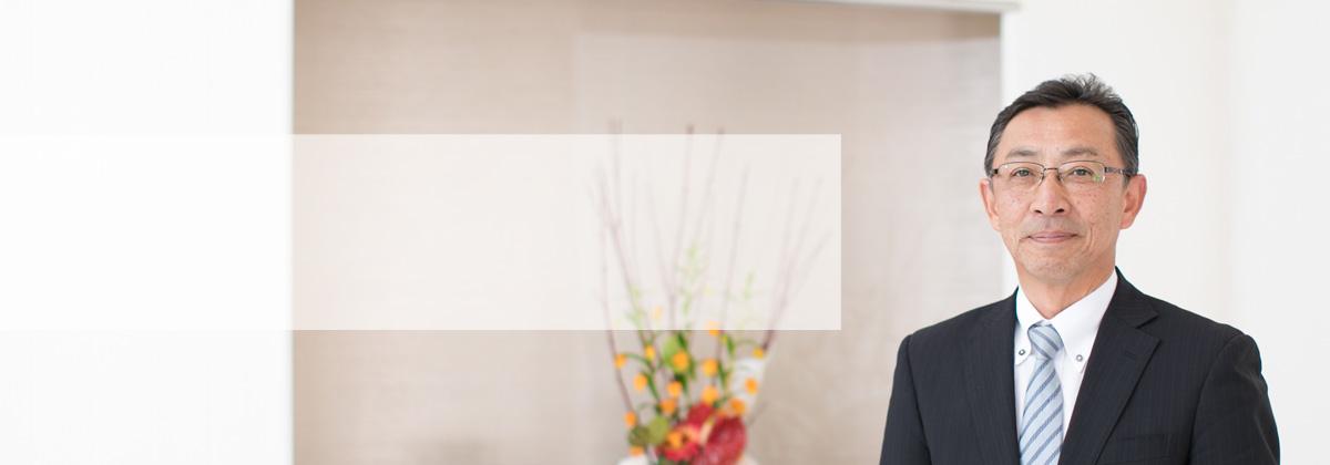 採用が経営を変えた瞬間 代表取締役社長 上村 正雄氏